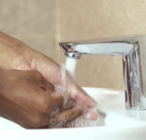 Sensor operated Hand wash Taps